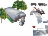 Строительство ангаров: эргономичное решение для бизнеса