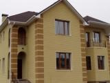 Облицовка фасада частного дома