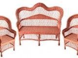 Плетёная мебель из лозы