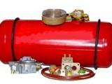 Установка автомобильного газобаллонного оборудования