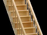 Деревянные лестницы – виды лестниц в частном доме