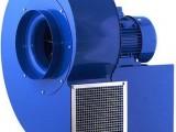 Промышленный вентилятор с принципом положительного давления.