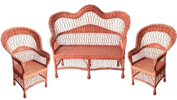 Мебель лоза